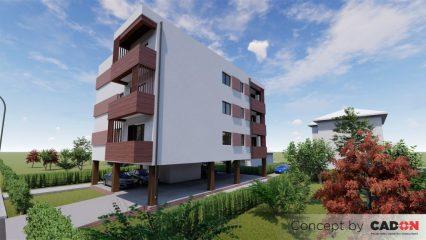 Imobil, imobil birouri, P+3, birouri, parter si 3 etaje, cladire spatioasa, proiect locuinte