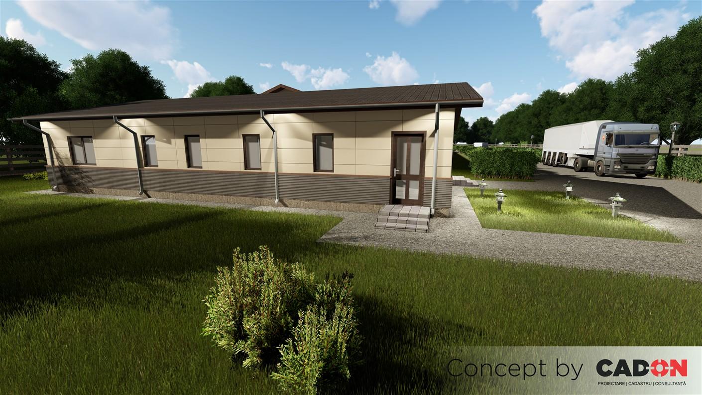 complex, complex zootehnic de pasari, Cad-on.ro, constructii industriale