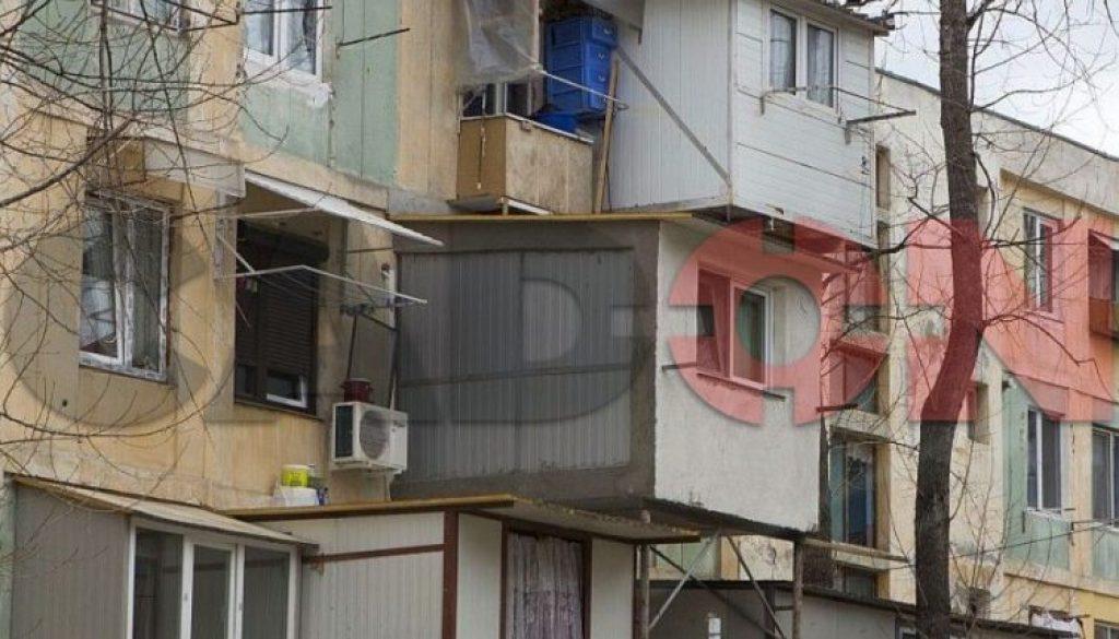 balcon, balcon la parterul blocului, perimetrul balcoanelor existente, intocmire expertiza tehnica