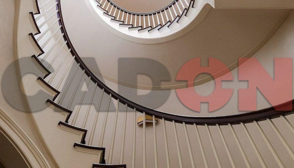 Cad-on.ro, scari, dimensiunea scarilor, trepte