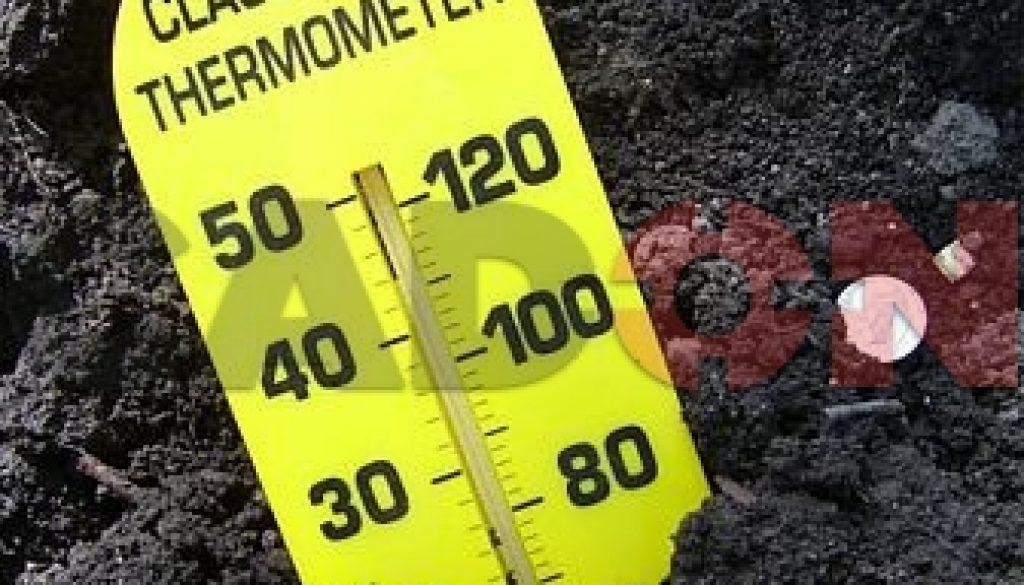 temperatura solului, Temperatura solului în funcţie de locaţie, adâncime, şi anotimp, Cad-on.ro