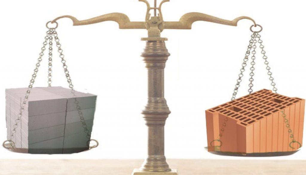 caramida, BCA, Caramida VS BCA, zidarie, constructie