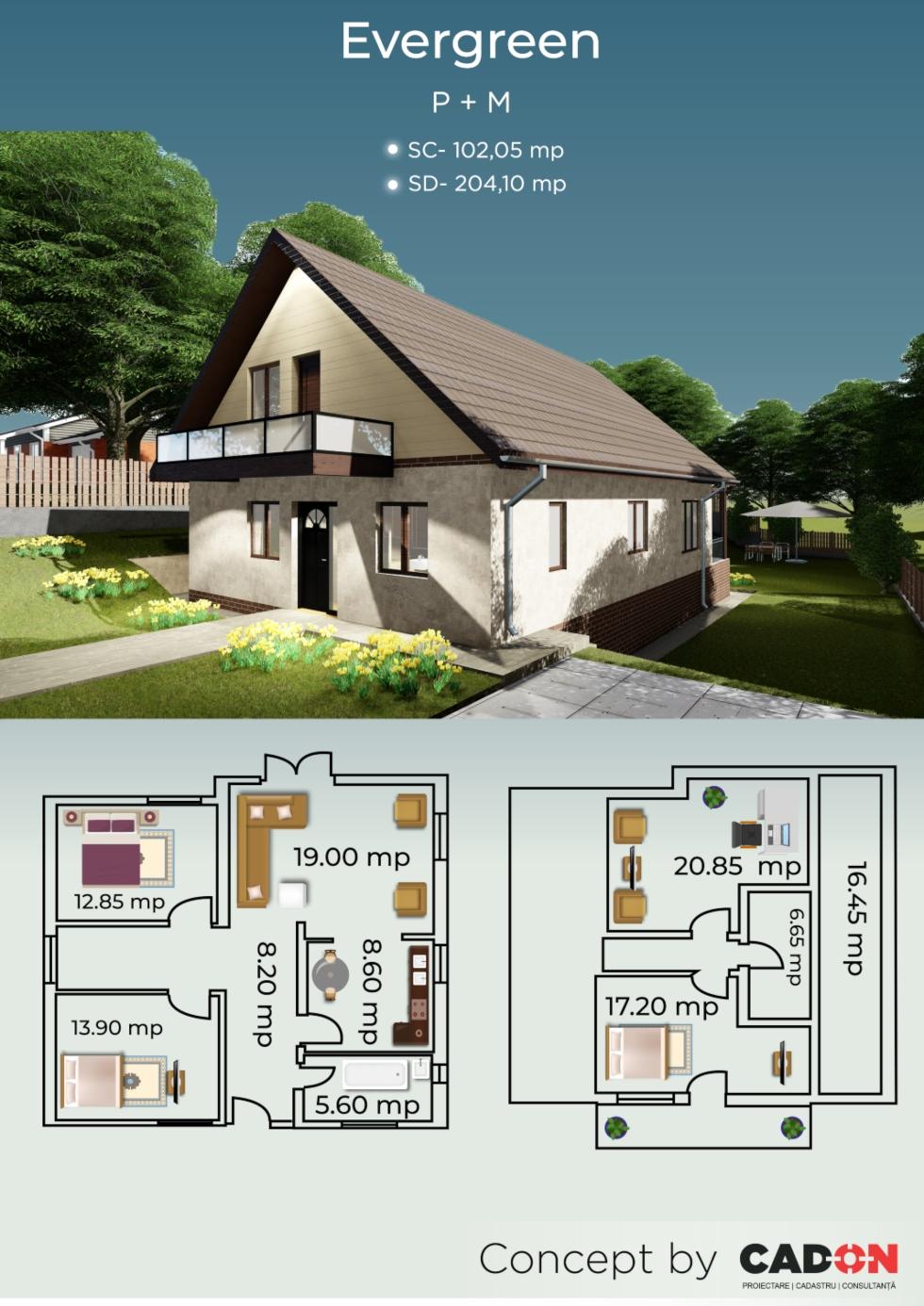 casa Evergreen 1