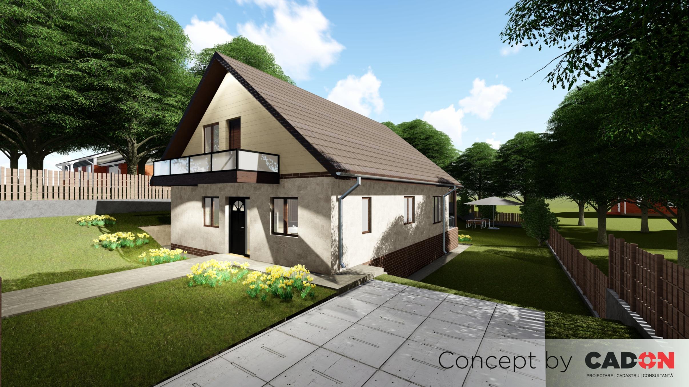 casa Evergreen 2