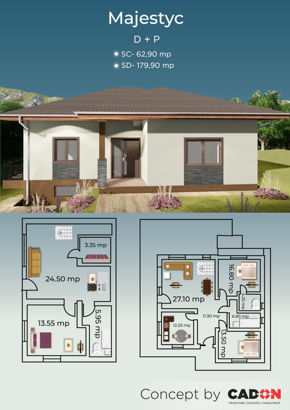 casa Majestyc 1