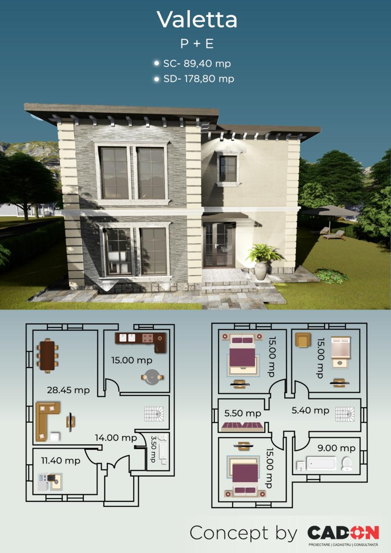 casa Valetta 1